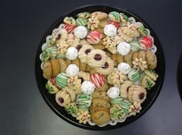 PASTRY AND COOKIE TRAYS